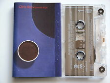 CHRIS REA . ESPRESSO LOGIC . TAPE . CASSETTE AUDIO . K7