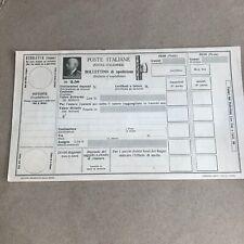 M) Entire Postal Bulletin parcels Kingdom 2,50