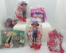 Lot Nip 6 Happy Meal Toys My Little Pony, Liv, Icarly, Antsy The Anteater