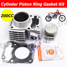 65.5MM 200CC BIG BORE Cylinder Piston Kit For HONDA CRF150F CRF 150 F 2006-2017