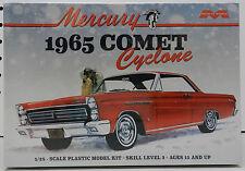 1965 65 MERCURY FORD COMET CYCLONE STOCK STREET RACE CAR MOEBIUS MODEL KIT