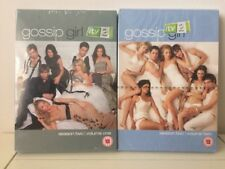 Gossip Girl Season 2 Volume 1 & 2 Bundle Set Box Set Brand New Factory Sealed