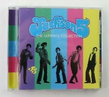 The Ultimate Collection by The Jackson 5 (CD Motown) - Michael Jermaine EUC
