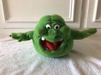 Full Body Ghostbusters Green Plush Stuffed Slimer Movie Toy