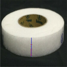 White Iron On Hemming Webbing Fusible Tape Sewing Patchwork Roll Tape