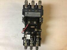 Allen Bradley 509 Cod 9 Size 2 Motor Starter With 120 Volt Coil