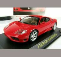 FERRARI 360 MODENA 1:43 Scale Model Diecast Toy Car Miniature Red