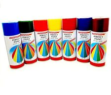 Multi-Purpose Spray Can Paint Fast Dry Craft Hobby Wood Metal Ceramics 25 Colour