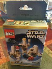 BRAND NEW! FACTORY SEALED! Lego STAR WARS 3343 - STAR WARS #4 BATTLE DROIDS