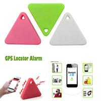 Mini Car Smart Tracker Bluetooth Pets Kids Wallet Key Finder GPS Locator Alarm