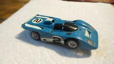 AFX Ferrari Blue #2 SLOT CAR