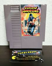 Nintendo NES - Shadow Warriors Ninja Gaiden PAL B  - USA SELLER!!  CLEAN