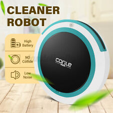 500Pa Vacuum Cleaner Robot Cleaner Slim Smart Automatic Cleaning Sweeper Usb