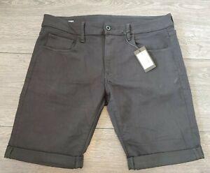 G-Star 3301 Slim Shorts Gr. 34 NEU Shorts Kurze Hose