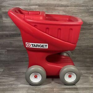 Vintage Step 2 Target shopping cartRare