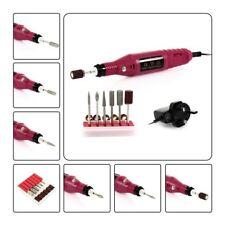CoastaCloud Taladro de clavo eléctrico Pulidor Broca Para Arte Uñas máquina Pies