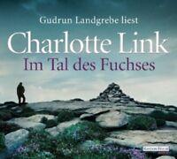 GUDRUN LANDGREBE - IM TAL DES FUCHSES ( SONDERAUSGABE ) 6 CD HÖRBUCH NEU!!