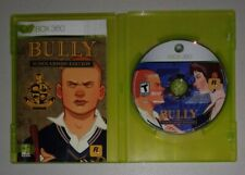 Bully - Scholarship Edition (Xbox 360) Disc, Manual, Blank Case SHIPS FREE
