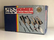 HDC Homier distributing 9 piece masonary Set