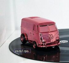 Record Runner PINK GOLD CHROME Portable Record Player figure volkswagen car F/S