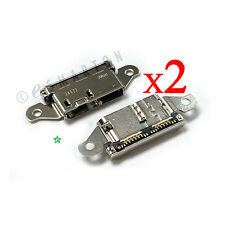 2 X USB Charger Charging Port Dock Connector For Samsung Galaxy S5 G900A G900T