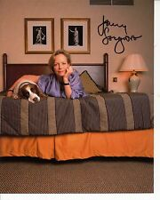 Actress Jenny Seagrove signed 8x10 COLOUR PHOTOGRAPH