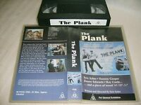 THE PLANK - 1967 RARE OOP HTF VHS MUST SEE! - CLASSIC BRITISH COMEDY AT ITS BEST