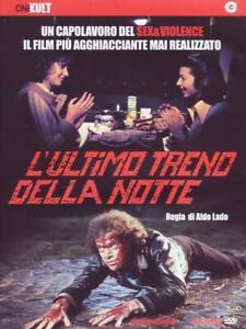 Dvd L'Ultimo Treno Della Notte - (1975) .....NUOVO