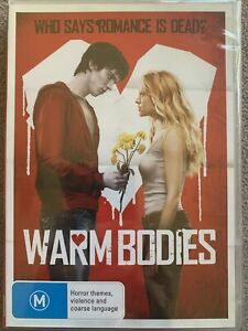 DVD: Warm Bodies - Who Says Romance Is Dead? Before Her, He Was Dead Inside.