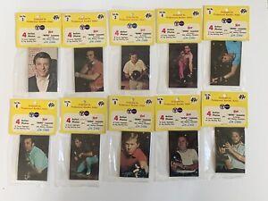 PBA Bowling Complete Set 40 Bowling Cards Action Photos Mini Lessons Lou Scalia