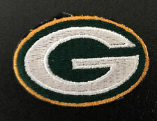Green Bay Packers Patch Iron On Embroidered Patch ~USA Seller~FREE Shipping!