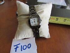 Nice Louis Cardini Ladies Watch F100