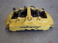 Lamborghini Gallardo 2004 Front LHS Brembo Yellow Brake Caliper J068