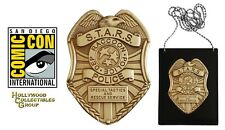 RESIDENT EVIL - S.T.A.R.S. UNDERCOVER POLICE BADGE SDCC Only 500 Made NEW
