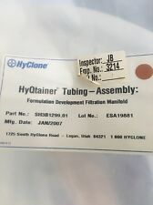 HYCLONE HyQtainer Tubing - Assembly: Formulation Development Filtration Manifold