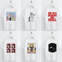 Harajuku Devil Printed Women T-shirt Summer Casual O Neck Casual Tops