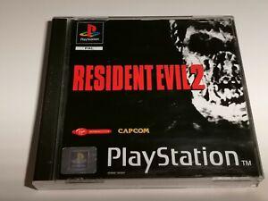 PlayStation PS1 Resident Evil 2 PAL ESPAÑA