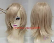 FIXSF907 short charming fashion mix straight health Hair wig cosplay Wigs