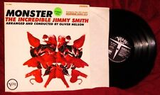 LP THE INCREDIBLE JIMMY SMITH MONSTER 1965 NEAR MINT VERVE STEREO NM