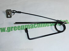 NATO trailer hook. Retaining pin.Clip wire and tag.New and unfitted.
