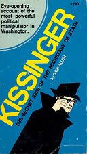 Kissinger: The Secret Side of the Secretary of State -1st Ed English, PB History
