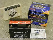 NEW BATTERY YTX4LBS YTX4L-BS HONDA XR250 L/R1991-1996