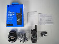 Motorola CLS1410 Two-Way Business UHF Radio New Open Box