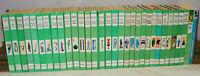 Lot de 32 livres MICHEL Georges BAYARD Bibliotheque verte des années 60's/90's