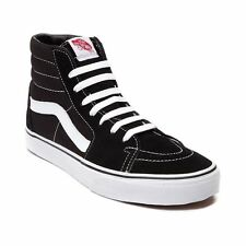 vans shoes men black