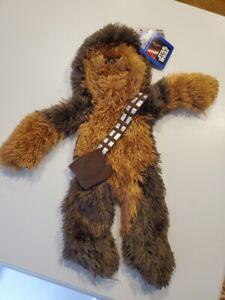 "20"" Build A Bear Workshop STAR WARS Plush Chewbacca Wookie.  New with Tags. L@@K"