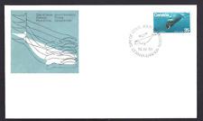 Canada   FDC   # 814      Bowhead Whale     1979  35c     New Fresh Unaddressed