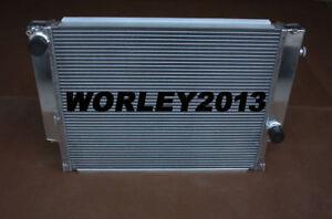 Aluminum radiator for BMW E36 M3 / Z3 /325TD /320 323 328 1992-1999 manual