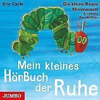 Mein kleines HörBuch der Ruhe von Eric Carle (Audio-CD)
