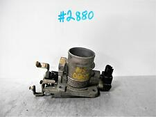 2002 FORD TAURUS 3.0L OHV ENGINE THROTTLE BODY VALVE ASSEMBLY 00 01 02